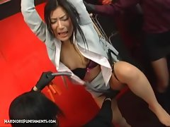Japanese Bondage Sex - Severe BDSM Sexual Punishment