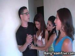 Fuck Team Dance Team 4 by BangTeamFive