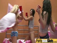 At Party Slut Teen Girl Get Hard Nailed movie-28