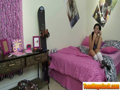 Teen Sexy Girl Get Banged Hardcore movie-28
