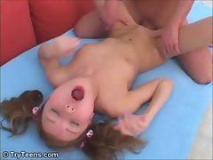 Teen Nicole Teens, Facial