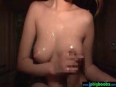 Big Juggs Asian Girl Get Fucked Hard movie-05