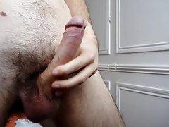 Masturbation in the bedroom
