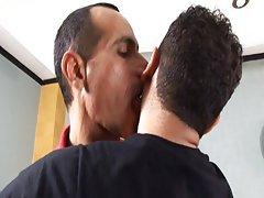 Gay sensual fuck is arousing