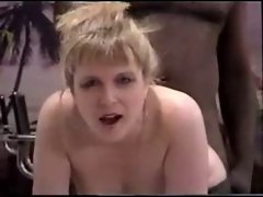 MILF lives out submissive poker-game fantasy