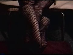 PAULA&amp,#039,S FISHNET FEET
