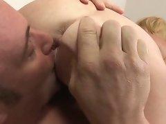 Blonde Squirter Babe Fucked &amp,#039,Til Facial