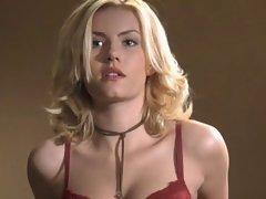 Elisha Cuthbert seducing