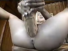 barbie belle fucks fat monsterdildo