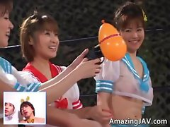 Weird japanese sex game 1 by amazingjav part6