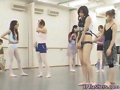 Natsumi Horiguchi Asian babe plays sexy part2