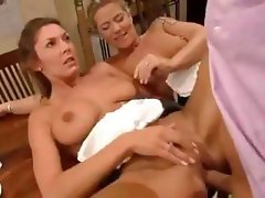 Staff Threesome