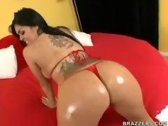 Big Damp Bum Star - Olivia O'Lovely