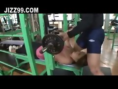 OL seduced banged by gym coach 01