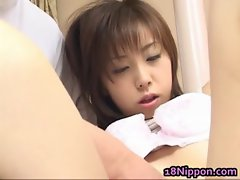 Tiny Mai is a filthy shy sassy teen that loves