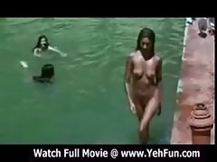 bollywood actress bathing nude