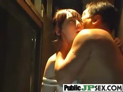 Asians Lasses Get Rough Fucked In Public vid-10