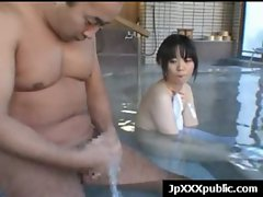 Filthy 18 years old Jap randy chicks Fuck In Public video-23