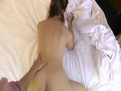 Amateur point of view fuck partner dark haired