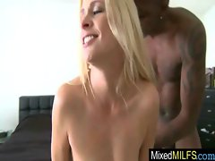 Filthy Housewives Get Shagged By Black Phalluses vid-29