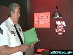 Filthy Lezzies Get Punish With Toys clip-30