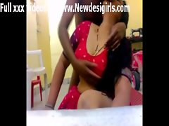 Attractive mature randy indian aunty with Car driver