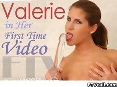 FTV Lasses : Beautiful amateur natural young woman masturbating 3
