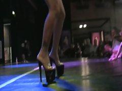 Diana Kaya Crowd Grope