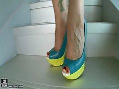 Vicki's Foot Magic