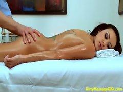 Filthy Masseur - Big Tit Cute chicks Dirty Massage Fuck 08