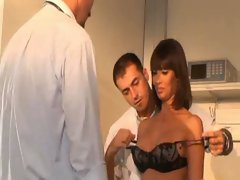 Yasmine Double Penetrated by doctors