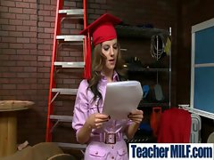 In Class Teachers and Students Get Rough Sex vid-31