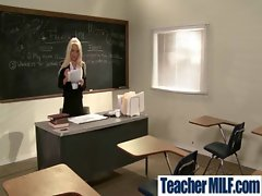 In Class Teachers and Students Get Brutal Sex vid-36