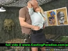 Shyla Stylez chesty tempting blonde gets fondled
