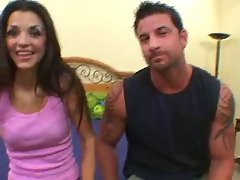 Alicia Angel loves extremely huge shaft sperm