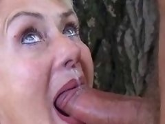 German Experienced With Excellent Oral Skills Gets Thick Facial