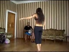 Alla Kushnir luscious belly Dance part 28