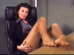 22 YEARS Older NYLON WORSHIP CLIP