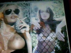 smoking ladies - tribute 2