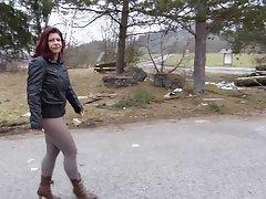 Vixen Petra pantyhose april 2013