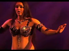 Alla Kushnir sensual belly Dance part 33