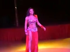 Alla Kushnir sexual belly Dance part 37