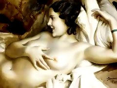 Sensuous Erotic Art of Lev Tchistovsky