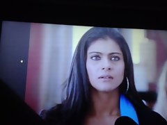 lewd bollywood nympho KAJOL got tributed!!!