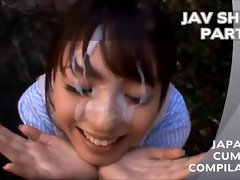 Jav Shots 05 - Sensual japanese Cumshot Compilation