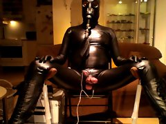 Rubber electro frenzy