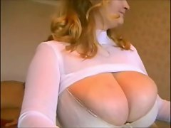 big beautiful woman - Enormous boobs on Webcam