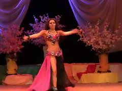 Alla Kushnir sensual belly Dance part 38