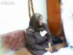 arab hijab nik