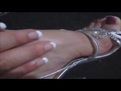 Turkish CrossDresser Buse Naz Arican - Foot Fetish 2012